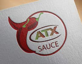 #33 для Need a logo for my fermented hot sauce company - www.atxhotsauce.com local Austin Texas based fermented hot sauce company — we are not the blow your face up with heat sauce but the spicy sauce you can use daily. Local Austin company made by native Texans от hasanparvezit