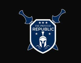 "Nro 21 kilpailuun Design 5 T-Shirts and/or Gear for a 3D Printing/Tabletop Gaming Business - ""The Printed Republic"" käyttäjältä mdrasel2336"
