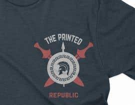 "Nro 14 kilpailuun Design 5 T-Shirts and/or Gear for a 3D Printing/Tabletop Gaming Business - ""The Printed Republic"" käyttäjältä launchExtinct"