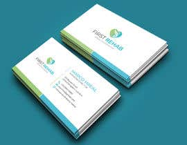 #101 for Re-branding of First Rehab (logo & Business Card design) by ARjakir