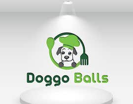 #82 для Design a logo for a pet food name от harishasib5
