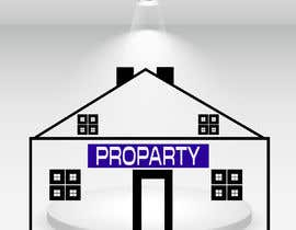 """Nro 23 kilpailuun Can you please create a logo for the word """"Proparty"""" using the house party theme ... the other images are the brand other brand colours and schemes käyttäjältä tanzimakhatun"""