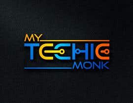 """#100 for Logo for technology website name """"Mytechiemonk"""" by mdkawshairullah"""