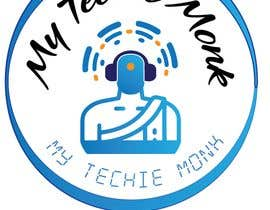 "#93 for Logo for technology website name ""Mytechiemonk"" by marufbd1"
