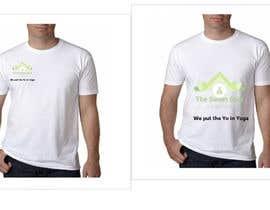 #4 for TShirt Logo af muzamalmughal01
