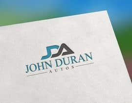 "#270 for Create a logo for ""John Duran Autos"" af Sohanur3456905"