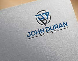 """#78 for Create a logo for """"John Duran Autos"""" af mhpitbul9"""