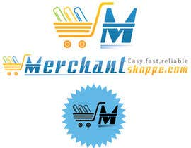 #16 for Logo Design for Merchantshoppe.com by pateljayendra78