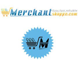 #18 for Logo Design for Merchantshoppe.com by pateljayendra78