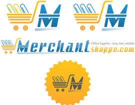 #29 for Logo Design for Merchantshoppe.com by pateljayendra78