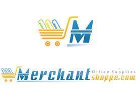 #30 for Logo Design for Merchantshoppe.com by pateljayendra78