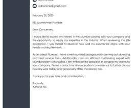 #9 untuk rewrite resume (CV) and write a cover later oleh K16Naeem