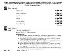 #8 untuk rewrite resume (CV) and write a cover later oleh K16Naeem