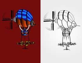 #32 untuk Ilustración steampunk oleh joselgarciaf1