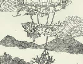 #34 untuk Ilustración steampunk oleh ilustramaza