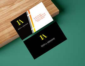 #117 для Personal card от Sishafik