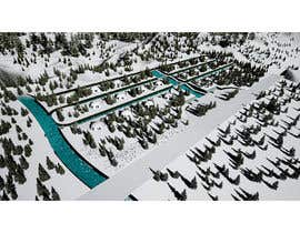 #31 for Renderings for a mountain resort by cgjr96