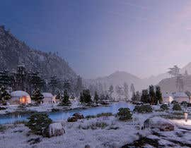 #6 for Renderings for a mountain resort by arclinhle