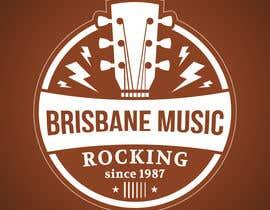 hamzakhnnn tarafından Brisbane Music Logo Design için no 4
