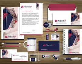 #2 for need a complete branding , identity and stationery designs af adistnr