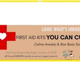#39 untuk Design an eye-catching shelf talker/banner for a Children's Toy. oleh Drking100