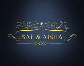 #105 cho logo for wedding ( Saf & Aisha ) or ( S & A ) bởi jubayedahmed