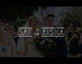 #113 cho logo for wedding ( Saf & Aisha ) or ( S & A ) bởi CreativityforU