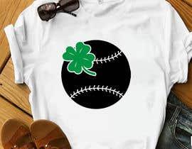 #17 for T-Shirt Design: Baseball Saint Patrick's Day Design by mdminhajuddin
