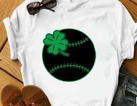 #18 for T-Shirt Design: Baseball Saint Patrick's Day Design by mdminhajuddin