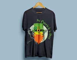 #19 for T-Shirt Design: Baseball Saint Patrick's Day Design by Maxbah