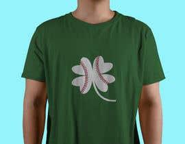 #29 for T-Shirt Design: Baseball Saint Patrick's Day Design by kazirahat1007