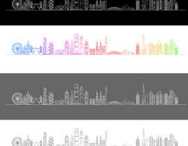 hossaingpix tarafından Image - Graphic of multiple city skylines için no 31