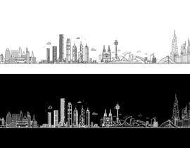 alfasatrya tarafından Image - Graphic of multiple city skylines için no 33
