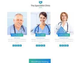 #3 for Website design for a healthcare e-service provider af mobashirkhan1998