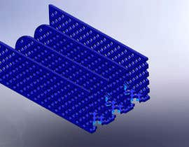 resolnz18 tarafından Simple 3D model of a tray için no 26