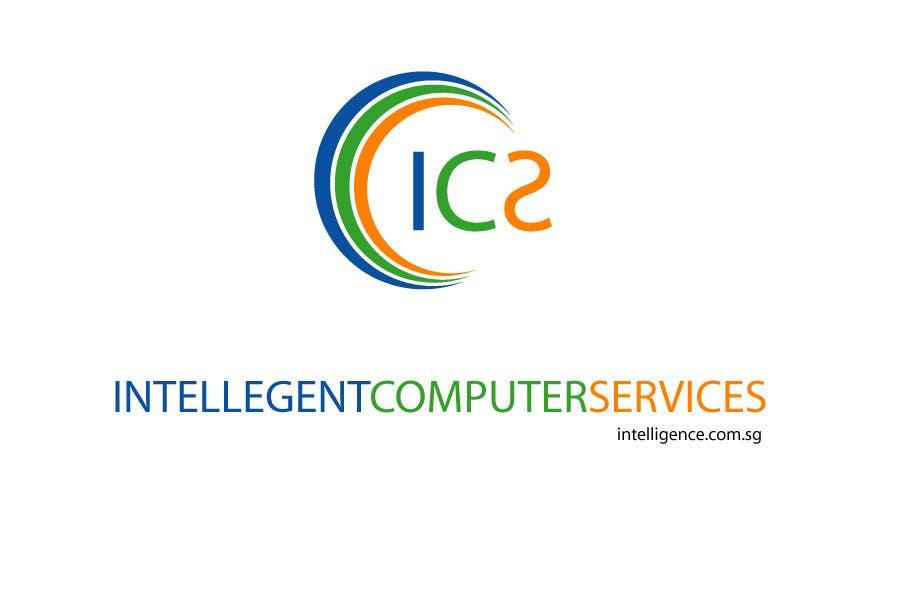 Bài tham dự cuộc thi #                                        155                                      cho                                         Logo Design for Http://www.intelligence.com.sg