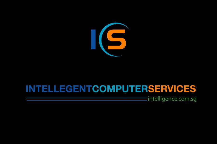 Proposition n°                                        159                                      du concours                                         Logo Design for Http://www.intelligence.com.sg