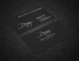 #149 for Business card Design (Life Coach seeks your design advice!) by mhmaruf852