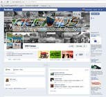 Banner Ad Design for Facebook Page için Graphic Design44 No.lu Yarışma Girdisi