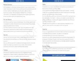 #26 для Redesign company document от Mitchell29