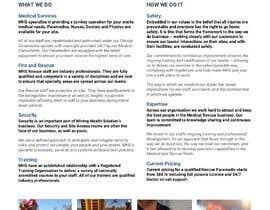 #34 для Redesign company document от demonstratorman