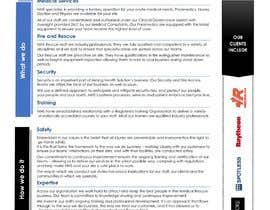 #40 для Redesign company document от shiblee10