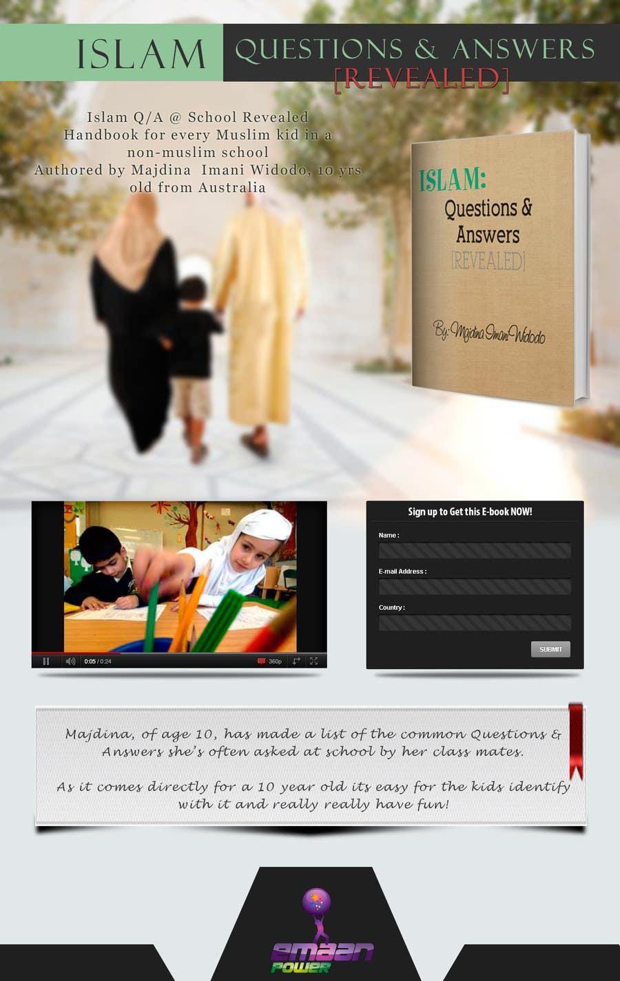 Bài tham dự cuộc thi #                                        14                                      cho                                         Landing Page Design For EBook