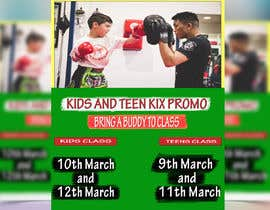 #181 для Kids and Teen Kix Flyer от M0kh