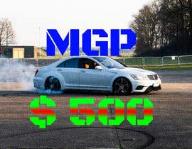 #49 for Download this https://we.tl/t-ornOPQm08w and edit it. Add the Text: MGP + $500. The word MGP should be placed on the roof in 3D and the Word $500 half tilted based on the car in 3D.  It should look realistic. Finally size 3500 x 3500 pixel. Thank you af champakbiswas097