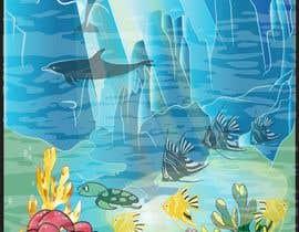 #15 для Cartoon Mermaid Scene от ashvinirudrake13