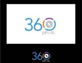 #30 para Logo Design for 360 ph.d. application por jummachangezi