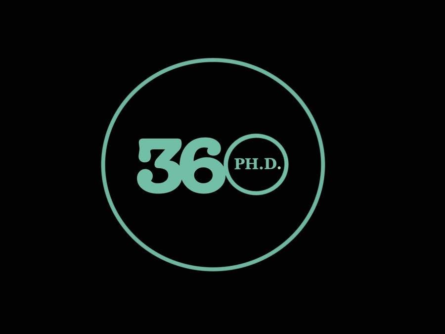 Contest Entry #34 for Logo Design for 360 ph.d. application