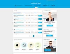 nº 29 pour Design a Job Board WordPress Themes mockup par nilsoft123