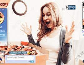 Nro 58 kilpailuun Create Graphic Icons, Insert into a TV Screen Image as an Adobe PSD File käyttäjältä rimadahmed5